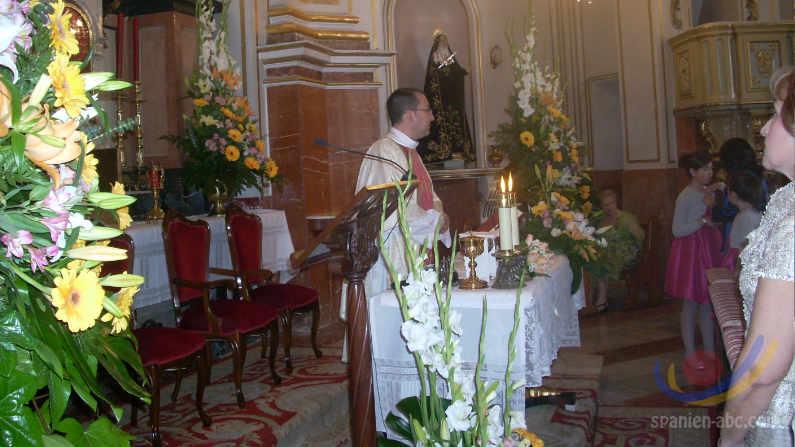 Hochzeit in Spanien Pego Bild 3