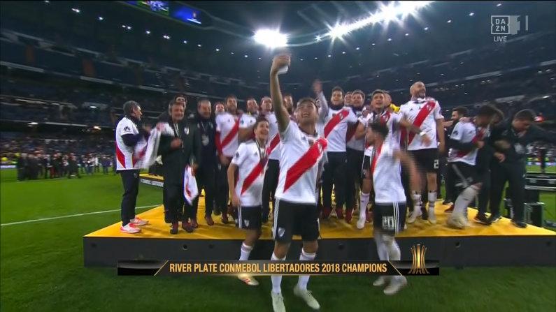 Gewinner Copa Libertadores 2018 River